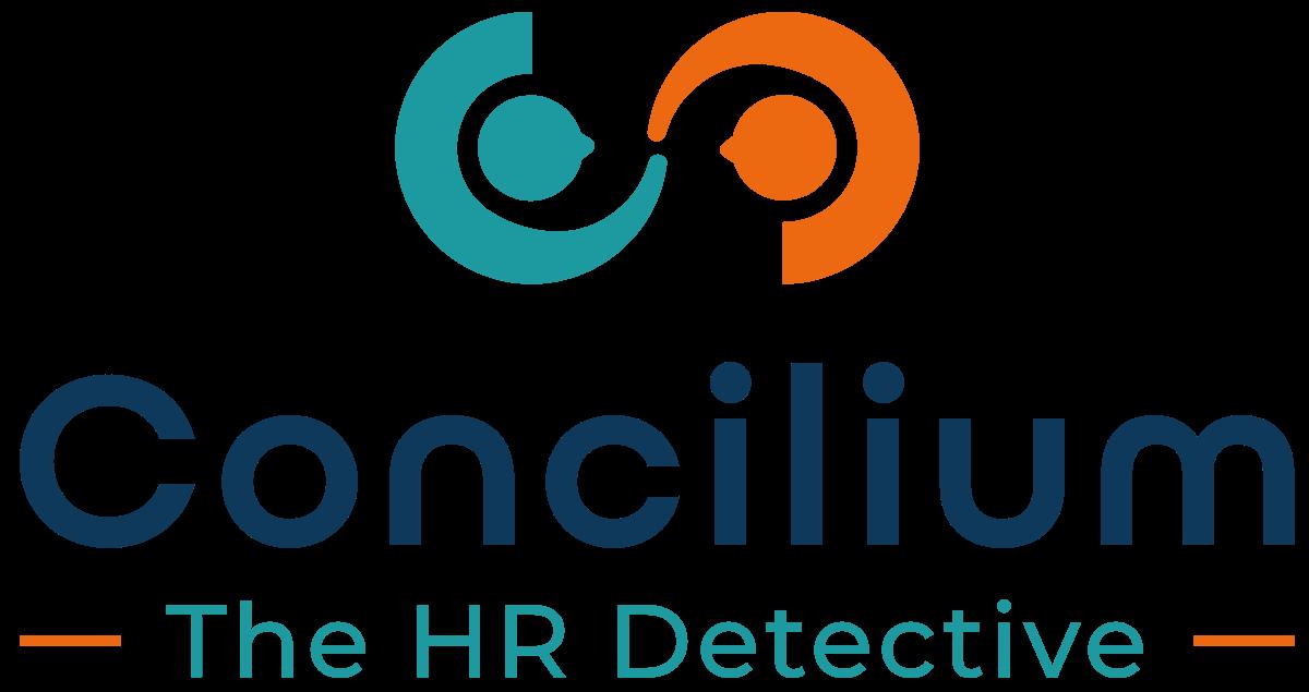 Concilium The HR Detective Logo